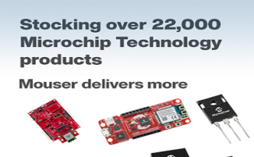 Authorized Distributor Mouser Electronics