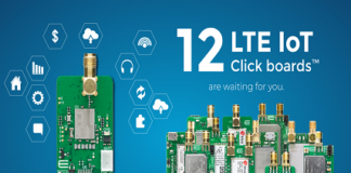 Click Board for Wearables & Asset Tracking