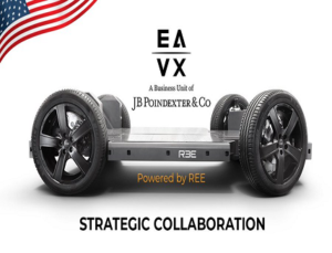 Commercial Electric Vehicles