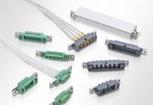 Rear Panel Mount Cable Connectors