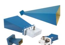 TAA-Compliant Waveguide Horn Antennas