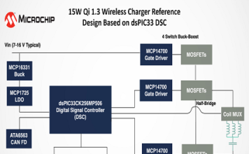 Wireless charging reference design