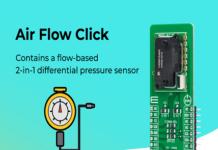 Differential Pressure Sensor Click board