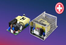 Medical Power Supplies for Space Applications