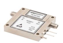 Mil-Grade Variable Gain Amplifiers