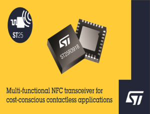 Transceiver for Contactless Applications