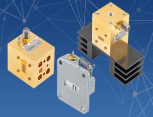 Waveguide Gunn Diode Oscillators