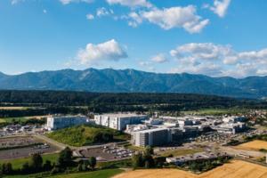 Infineon Villach site in Austria