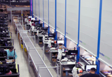 Advanced Warehouse Automation