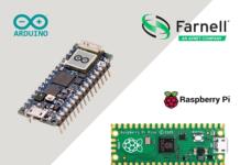 Arduino Nano RP2040 Connect and Raspberry Pi Pico