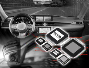Automotive Satellite Camera Modules