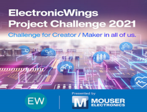 ElectronicWings Project Challenge 2021