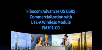 LTE-A Wireless Module
