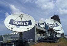Satellite Infrastructure with DEV Systemtechnik RF Systems