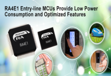 Low Power Consumption Microcontrollers (MCUs)