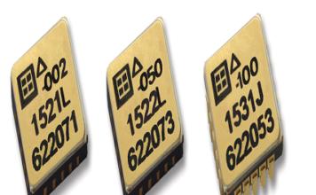 MEMS Capacitive Accelerometer Chips
