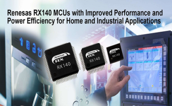 Microcontrollers for Home & Industrial Applications
