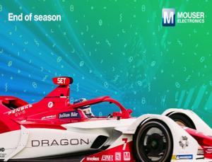 Mouser 2021 Formula E Season