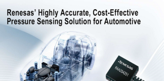 Pressure Sensing Solution for Automotive