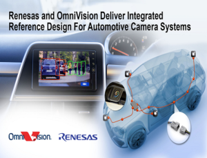 Reference Design For Automotive Camera Systems