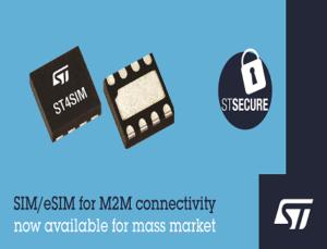 eSIMs for M2M