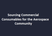 Sourcing Commercial Consumables for the Aerospace Community