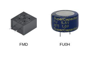 Supercapacitors for Automotive Electronics