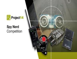 element14 Spy Nerd Design Challenge