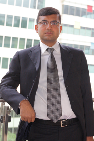Vishal GOYAL, Group Manager – Technical Marketing, South Asia and India STMicroelectronics