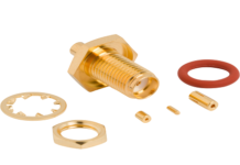 Connectors for Wireless Networking
