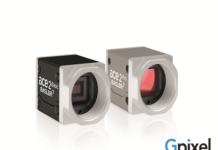 Digital industrial cameras with CMOS Sensors