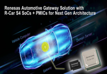 Renesas Automotive Gateway Solution