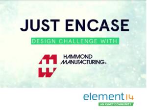element14 Just Encase Design Challenge